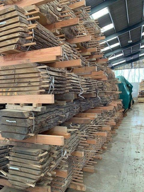 Image for: Air Dried Timber