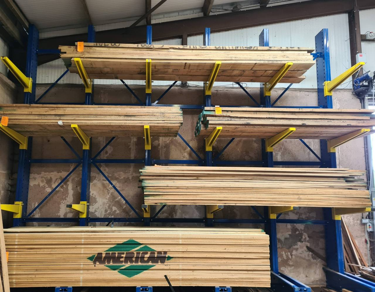 American Harwood Timber