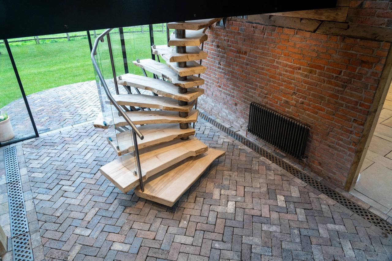 Header Image for: East Midlands Solutions Staircase