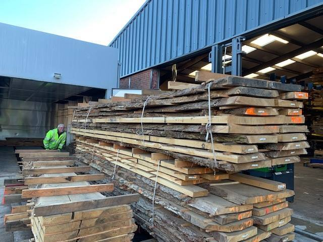 Header Image for: Kiln Dried Timber