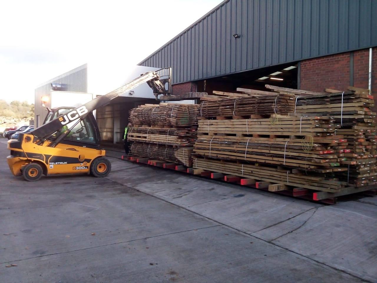 Header Image for: 2 inch Kiln Dried oak