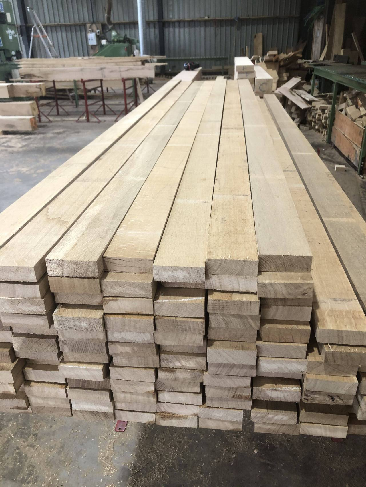 Image for: 28mm Quarter Sawn Oak